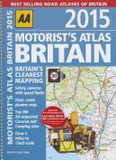 Motorist's Atlas Britain 2015