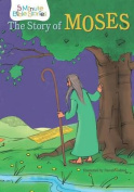 The Story of Moses (5 Mintue Bible Stories) [Board book]