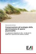 Conservazione Ed Ecologia Della Germinazione Di Specie Psammofile [ITA]