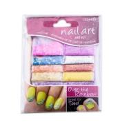 Cinapro Nail Creations - Nail Art Kit - Over The Rainbow
