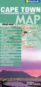 Cape Town & Surrounding Attractions Road Map