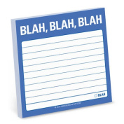 Knock Knock Blah, Blah, Blah Sticky Note
