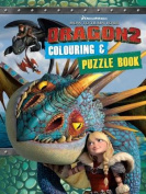 How to Train Your Dragon 2 - Colouring and Puzzle Book