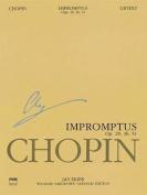 Impromptus Op. 29, 36, 51