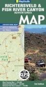 Richtersveld & Fish River Canyon Adventures Map