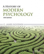 A History of Modern Psychology, Fifth Edition