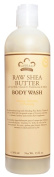 Nubian Heritage Body Wash Raw Shea Butter -- 380ml
