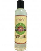 Hemp Seed Bath/Shower Gel - 240ml Guavalava