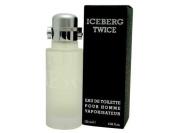 Iceberg Twice By Iceberg For Men. Eau De Toilette Spray 120mls
