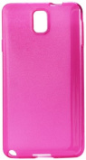 Reiko Polymer Case with Pearl Powder+TPU for Samsung Galaxy Note 3 - Retail Packaging