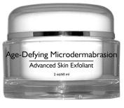 Vernal Age-Defying Microdermabrasion Advanced Skin Exfoliant Scrub Treatment - Evens Out Skin Tone & Improve Skin Texture- Reduce Acne & Prevent Blackheads