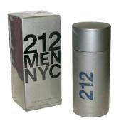 Carolina Herrera 212 Eau de Toilette Spray for Men, 200ml