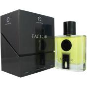 Eclectic Collections Factor Turbo Eau de Parfum Spray for Men, 100 ml, 3.4 Ounce