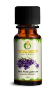 100% Natural Lavender Essential Oil - Pure, Undiluted Therapeutic Grade - 15 Ml - 1/2 Oz Bottle