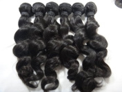 New 2014 5A grade peruvian 100%human hair weave unprocessed natural high quality loose wave hair extension facctory price