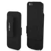 Minisuit Clipster Kick Stand Case + Belt Clip for iPhone 5/5S
