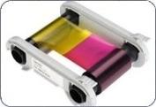 Evolis Zenius R5F002AAA YMCKO Colour Ribbon - 200 prints