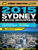 Sydney Street Directory 51st 2015