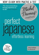 Perfect Japanese Intermediate Course [Audio]