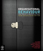 Organisational Behaviour Core Concepts & Applications 3E Australasian+istudy Version 1 Registration Card