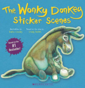 The Wonky Donkey Sticker Scenes