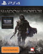 Middle Earth Shadow of Mordor with Preorder DLC