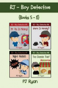 Rj - Boy Detective Books 5-8
