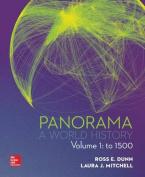 Panorama, Volume 1 with Connect Plus Access Code