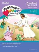 Preschool/Pre-K & K Teaching Pictures--Spring 2015 (Heartshaper