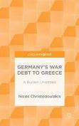 Germany S War Debt to Greece