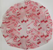 Hello Kitty Shower Cap [Red-ribbon]