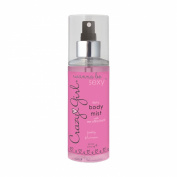Crazy Girl Wanna Be Sexy Flirty Body Mist with Pheromones - Cupcake and Plumeria