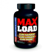 MD Labs Max Load Male Enhancement Pills - 60ct Bottle - Feel The Eruption!