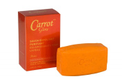 Carrot Glow Exfoliating Purifying Soap With Carrot Oil & Vitamin A, K & E
