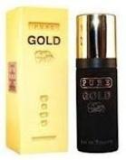 Milton Lloyd Pure Gold Eau De Toilette Spray for Men 50ml /1.7 Oz