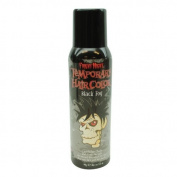 Fright Night 'Temporary Hair Colour' Black Fog, Black