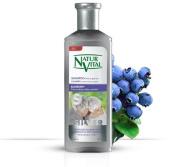 Natur Vital Henna Shampoo for White and Grey Hair 10.1 Fl.oz/300ml