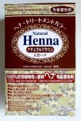 Natural Henna 100% - natural henna hair treatment & colour 100g