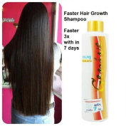 3 X Genive Long Hair Fast Growth Shampoo Helps Your Hair to Lengthen Grow Longer