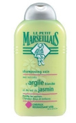 Le Peitit Marseillais, Shampoo with extracts of white clay milk & jasmine
