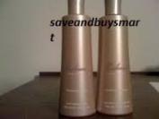 Regis Designline Duo Cashmere Kera-forte Fortifying Shampoo 300ml and Conditioner 300ml