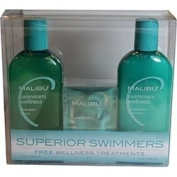 Malibu Hair Care - Swimmers Wellness System Kit