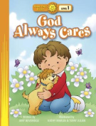 God Always Cares (Happy Day Board Books) [Board book]