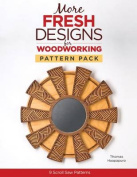 More Fresh Designs for Woodworking Pattern Pack