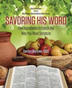 Savoring His Word