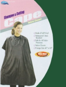 Dream Salon Ware Shampoo & Cutting Cape - Colour Green