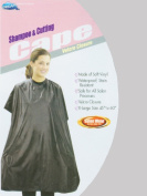Dream Salon Ware Shampoo & Cutting Cape - Colour Silver