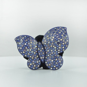 Twinkle Butterfly Crystal Scrunchies