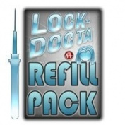 Lock Docta Replacement Needles for Dreadlocks