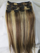 2014 Fashion Trend 70cm 10pcs #1b/613 #4/613 #2/613 #6/613 #12/613 #27/613 Human Hair Remy Straight Clips in Extensions Wholesale 140g